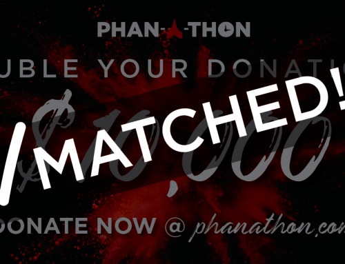 $10k MATCHED | Thank you Anonymous Donor!