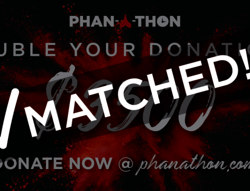 $3500 MATCHED | Thank you PRAA!